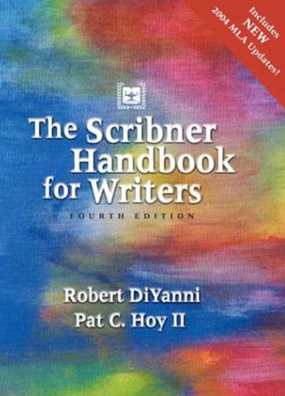 Scribner Handbook for Writers