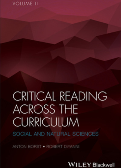 Critical Reading Across the Curriculum: Social and Natural Sciences, Volume 2