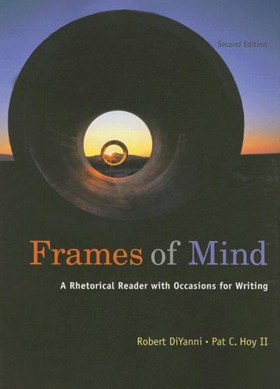Frames Minds  Robert DiYanni