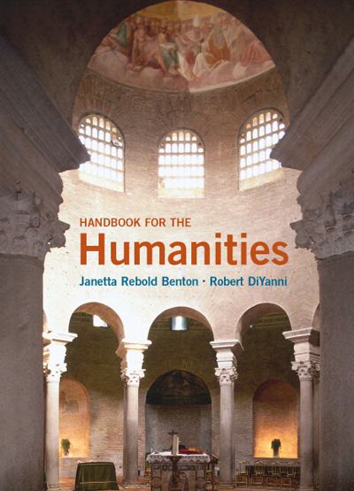 Handbook for the Humanities — Robert DiYanni